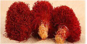 The finest Iranian saffron